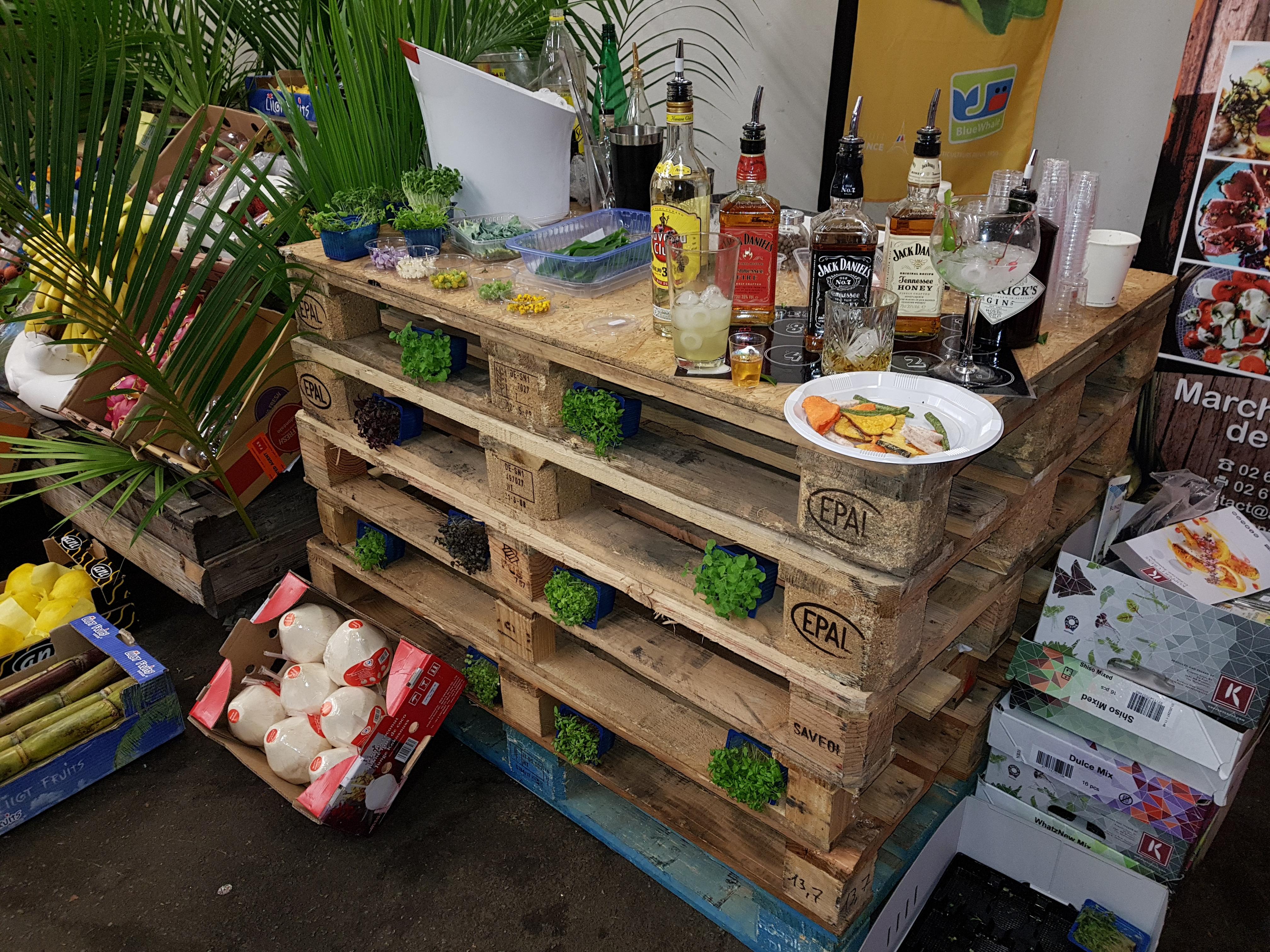 Cocktail innovant