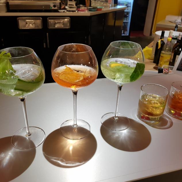 Formation Cocktails - une force de vente