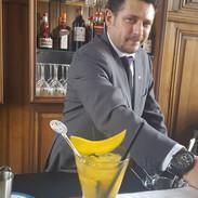 Chateau d'Audieu - Formation cocktail 1.