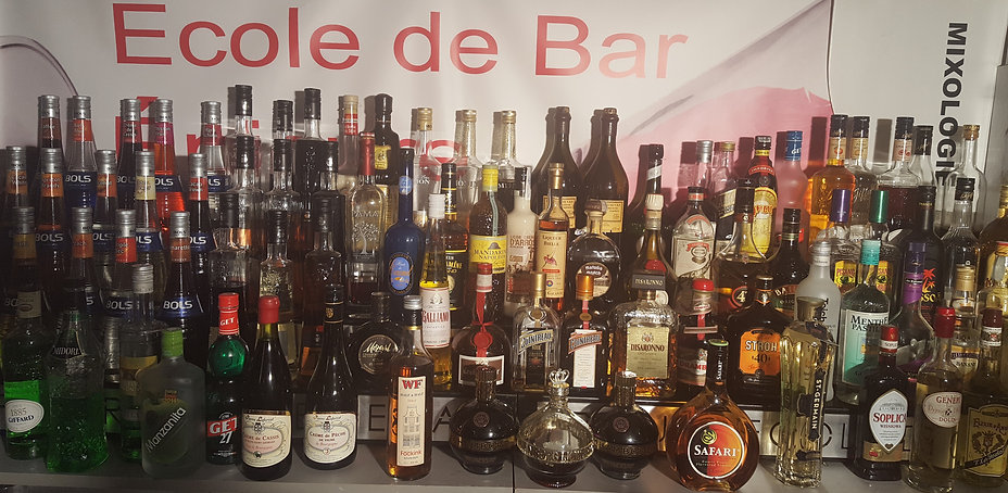liqueurs
