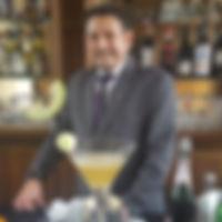 Cocktail décoration épurée