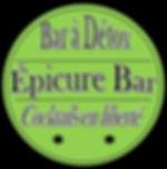 Bar à domicile - Bar à détox - Epicure B