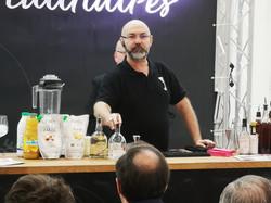 Mixologie cocktail