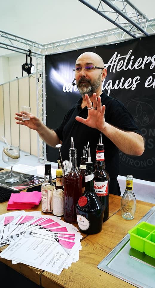 Bruno COUDERT - Epicure Ecole de Bar