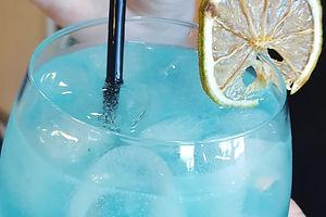Bleu Lagoon Long Drink