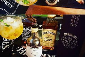 Entrepreneur barman