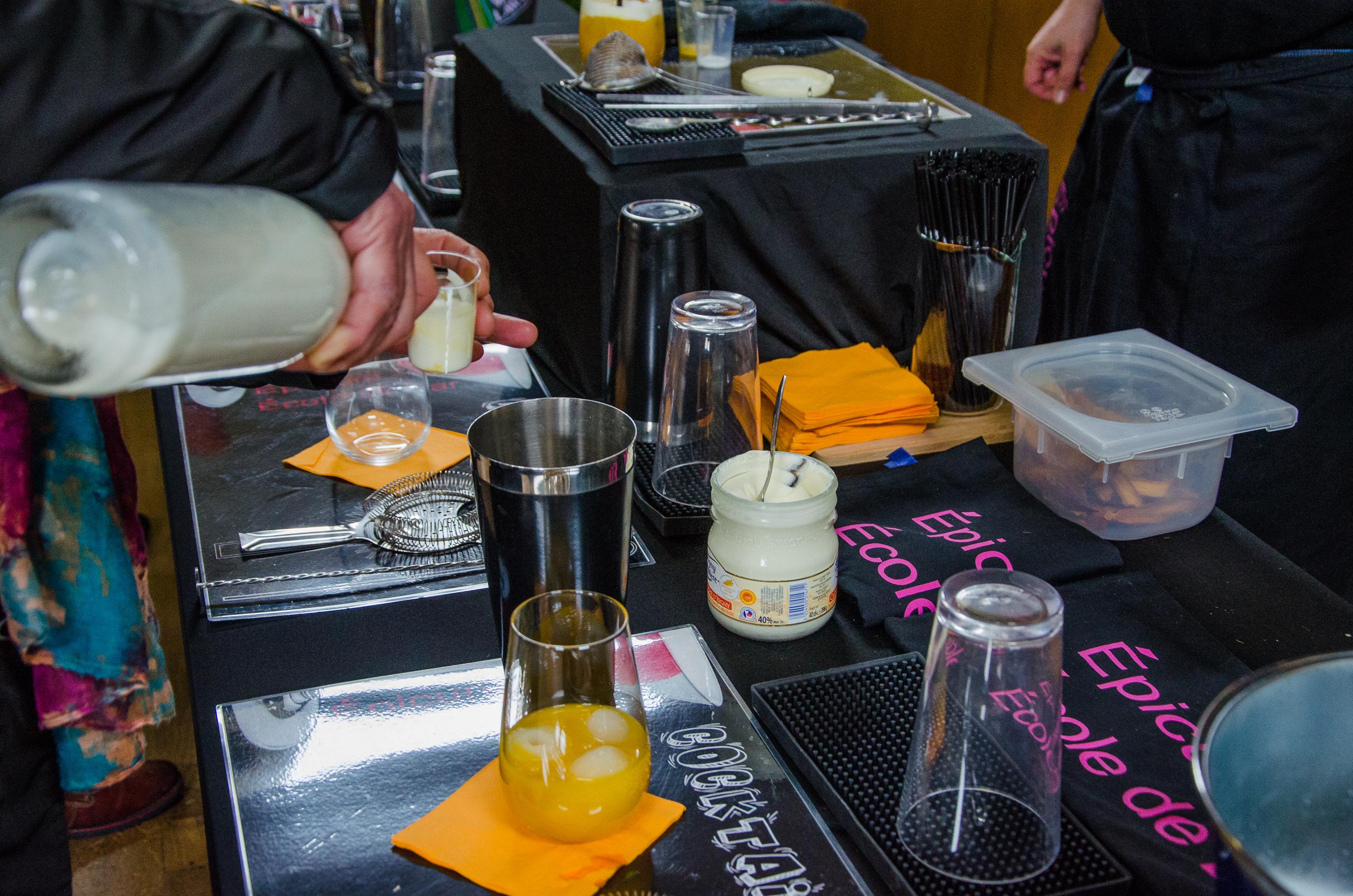 AOC Crème d'Isigny - Cocktail