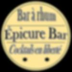 Bar à domicile - Bar à rhum - Epicure Ba