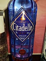 Gin Français Citadelle