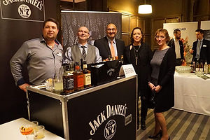 Brown forman avec Micha et Epicure Ecole de Bar