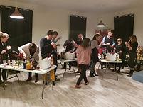 Atelier Création cocktail