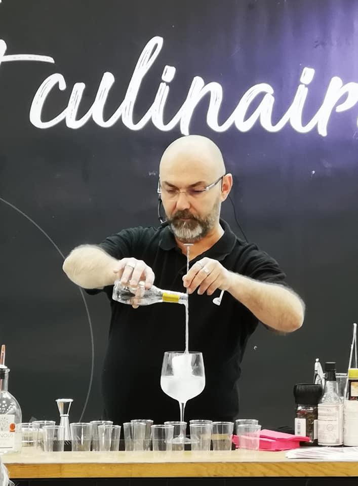 Gin and Tonic l'art et la manière