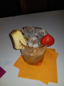 Cocktail équipe orange