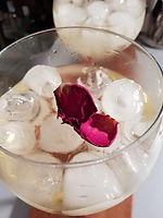 Hendrick's Pétale de rose concombre