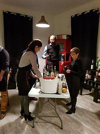 Entreprise cocktail création