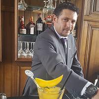 Chef barman du chateau d'audrieu