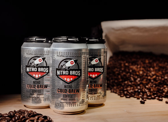 Nitro Cans - 4 Pack