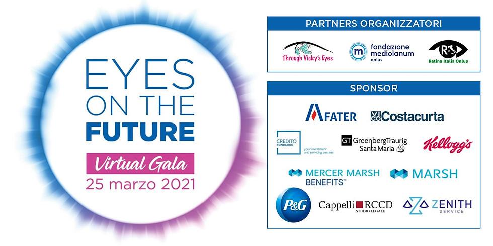 Virtual Gala Eyes on the Future