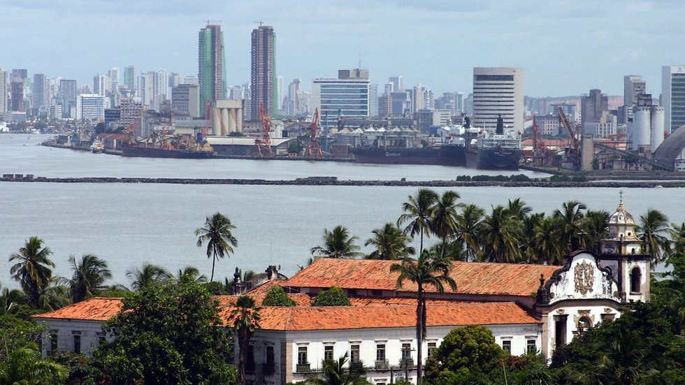 City Tur Recife/Olinda+Instituto Brennand