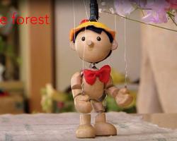 ドラさんのピノキオ