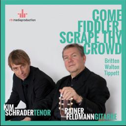 Kim Schrader und Rainer Feldmann