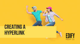 Creating a hyperlink in WIX