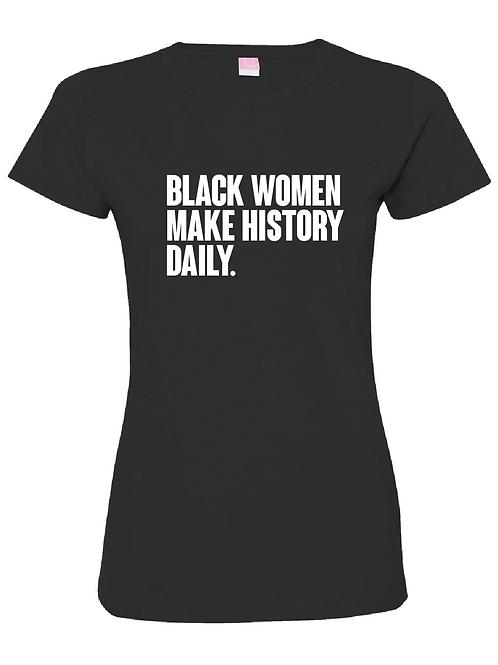 Black Women Make History Daily