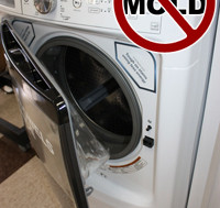 Mold problems in your front-load washer?