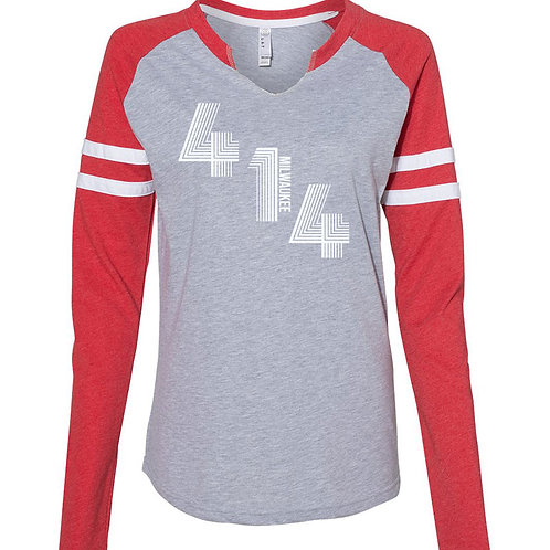 414 Game Day Tee - Red