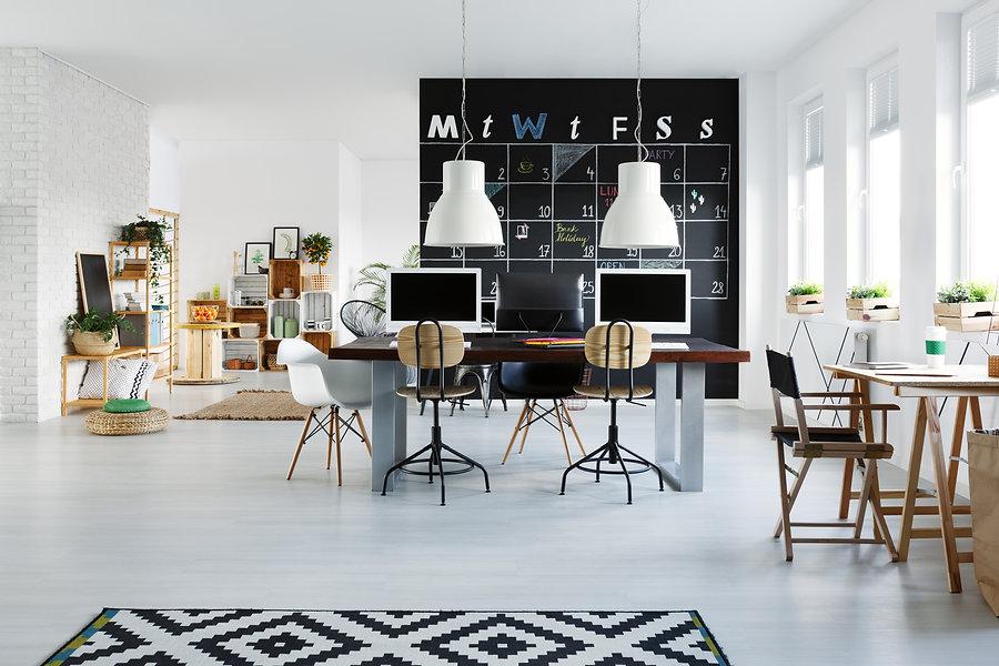 white-office-interior-with-desk-PTFDD3H.