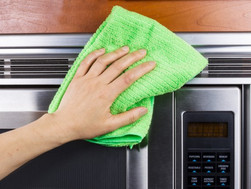 Show your appliances some love with a good cleaning