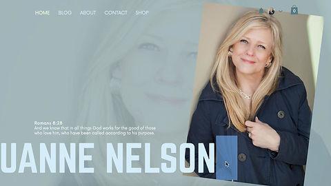 Nicole Ann Maxey Web Design