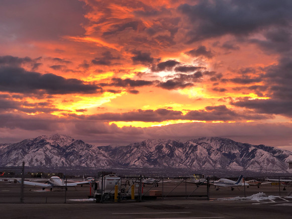 Club member Steve Gold took this image at South Valley Regional Airport