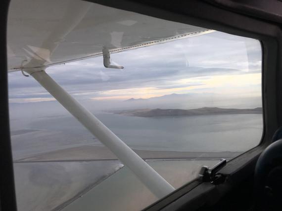 View of Salt Lake