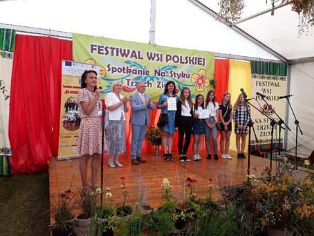 FESTIWAL WSI POLSKIEJ-SPOTKANIE NA STYKU TRZECH ZIEM