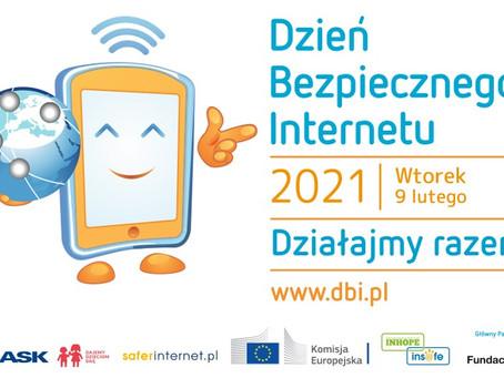 KONKURSY w ramach Dnia Bezpiecznego Internetu 2021