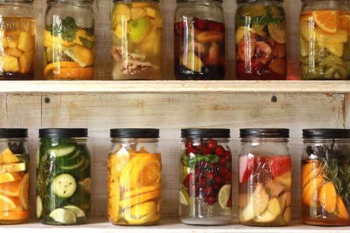Infuse and Preserve