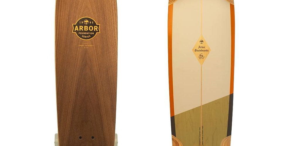 Arbor Skateboard - Bug Foundation 36 Inch Longboard