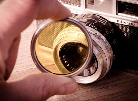 Los filtros en la fotografía de paisaje.