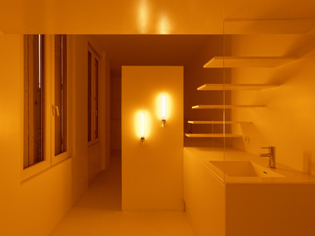 How lighting can transform your space!