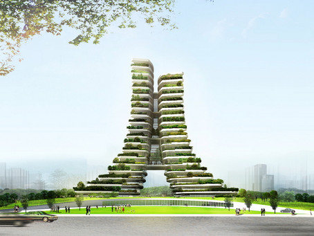Green Buildings Could Save Our Cities