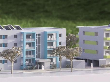 Energy Efficient Social Housing!