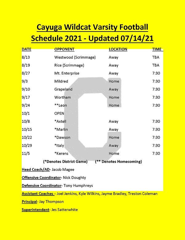 Varsity 2021 Football Schedule- REVISED 071421.jpg