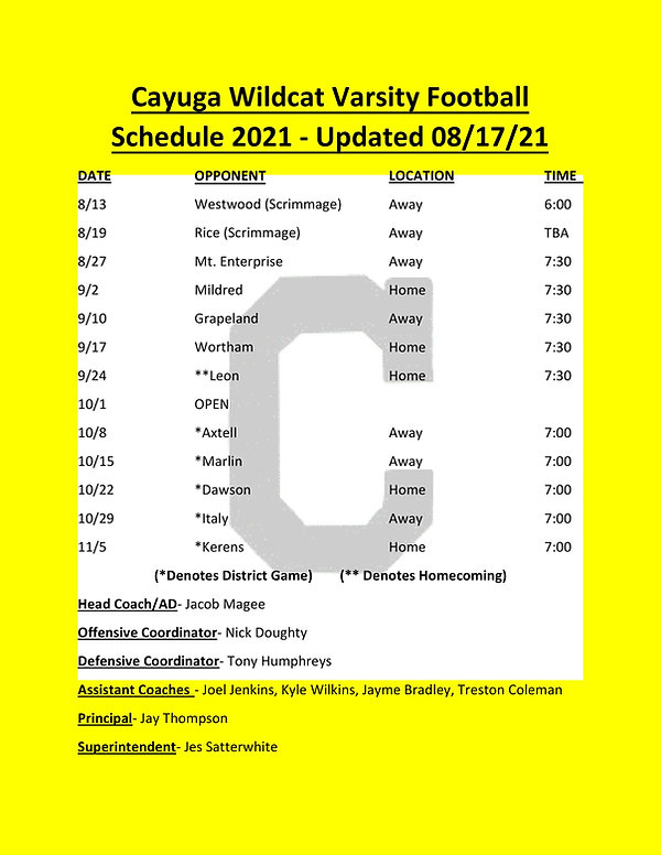 Varsity 2021 Football Schedule- REVISED 081721.jpg