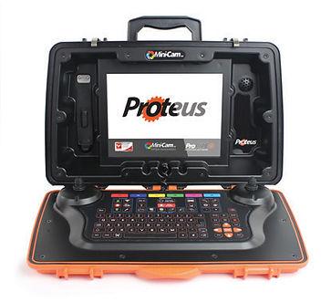 Proteus CCU208 Portable Controller