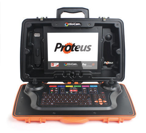 Proteus CCU208 Controller