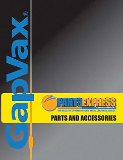 GapVax Parts Catalog
