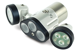 Proteus APB300 Auxiliary Lights w/ Side Pods & Backeye Camera