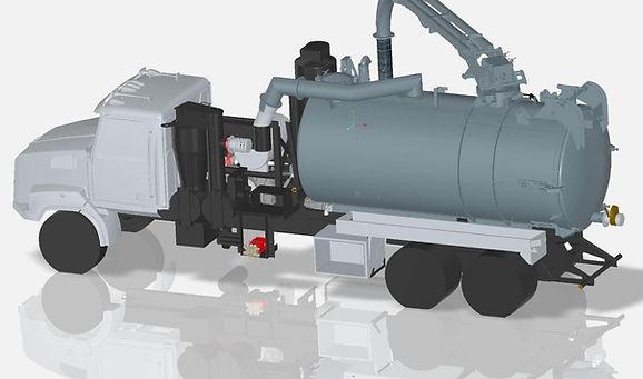 GapVax VHE Hydro Excavator