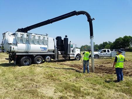 GapVax HV56 Hydro Excavator